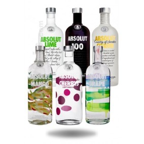 flavored vodkas 7